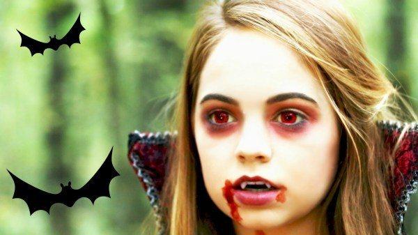 maquillaje-vampiresa-niña-halloween
