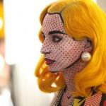 Maquillarse como chica de cómic en Carnaval 2021