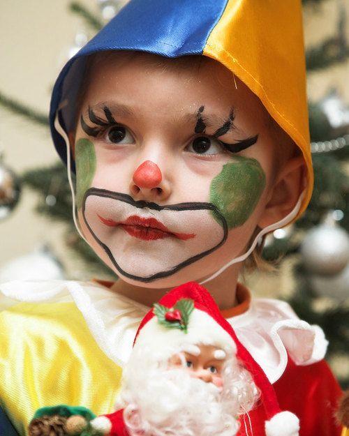 maquillaje-infantil-para-carnaval-maquillaje-payaso