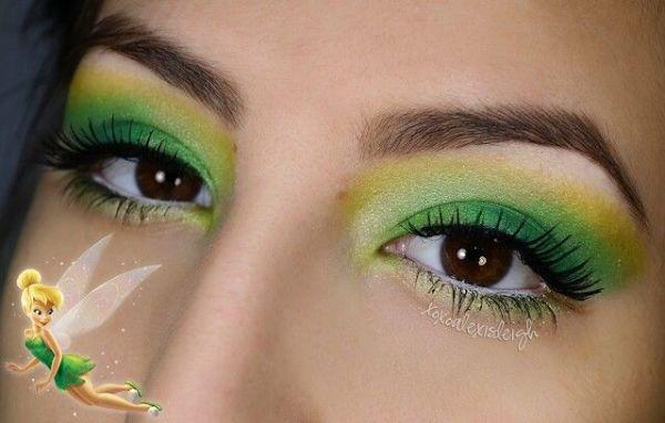 maquillaje-de-campanilla-tinkerbell-para-carnaval-2015