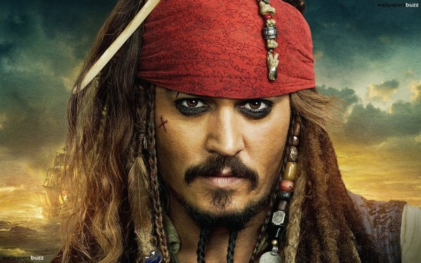 Maquillaje de pirata paso a paso: Jack Sparrow | Halloween 2015