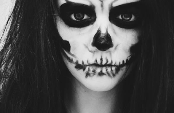 maquillaje-disfraz-de-esqueleto-para-halloween-2015