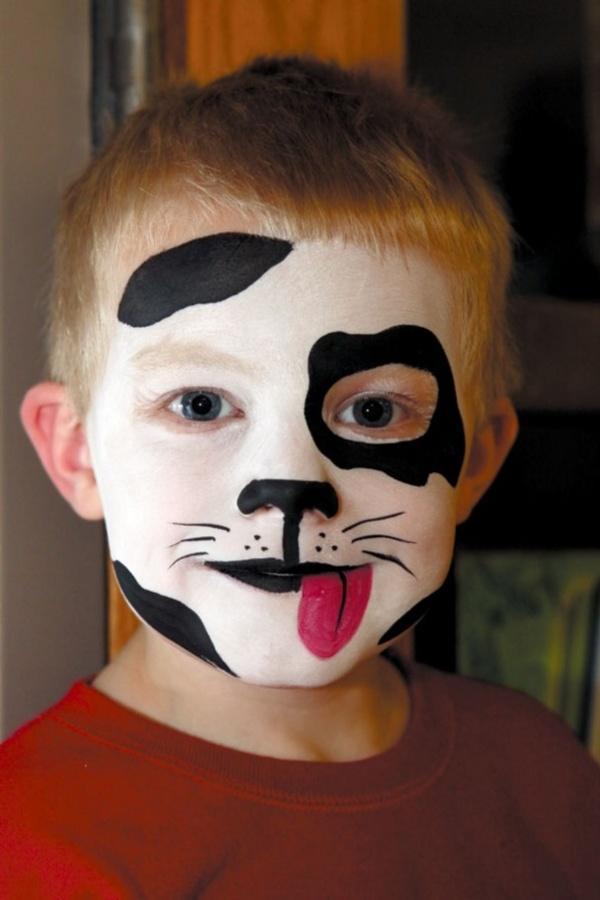 maquillaje-infantil-de-animales-para-halloween-2014