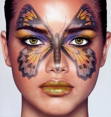 maquillaje-para-carnaval-2015-en-fotos-mariposa