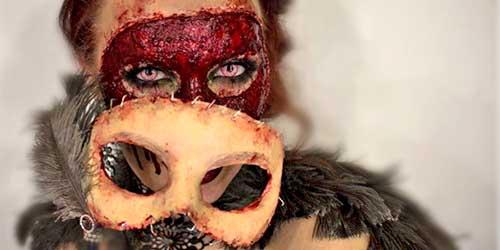 Maquillaje Halloween Trucos 2015