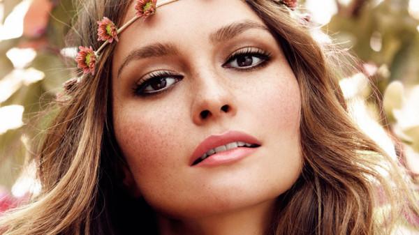 Otras ideas para el maquillaje de Hippie para Halloween 2015-look-natural