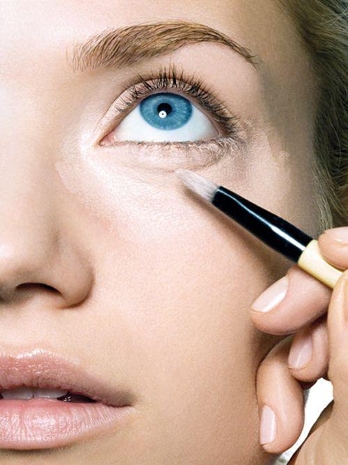 corrector ojeras base de maquillaje