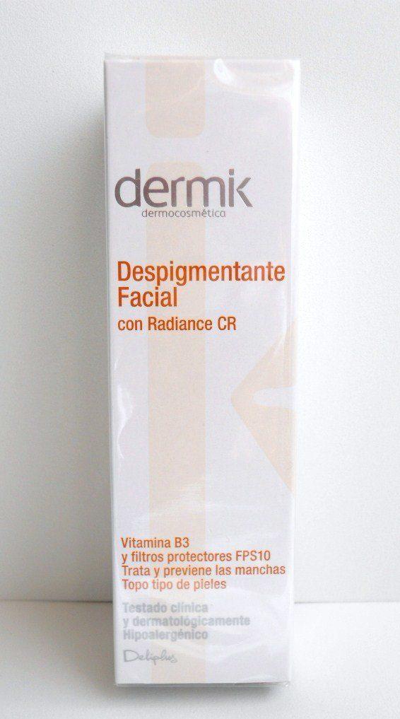 Crema despigmentante Deliplús