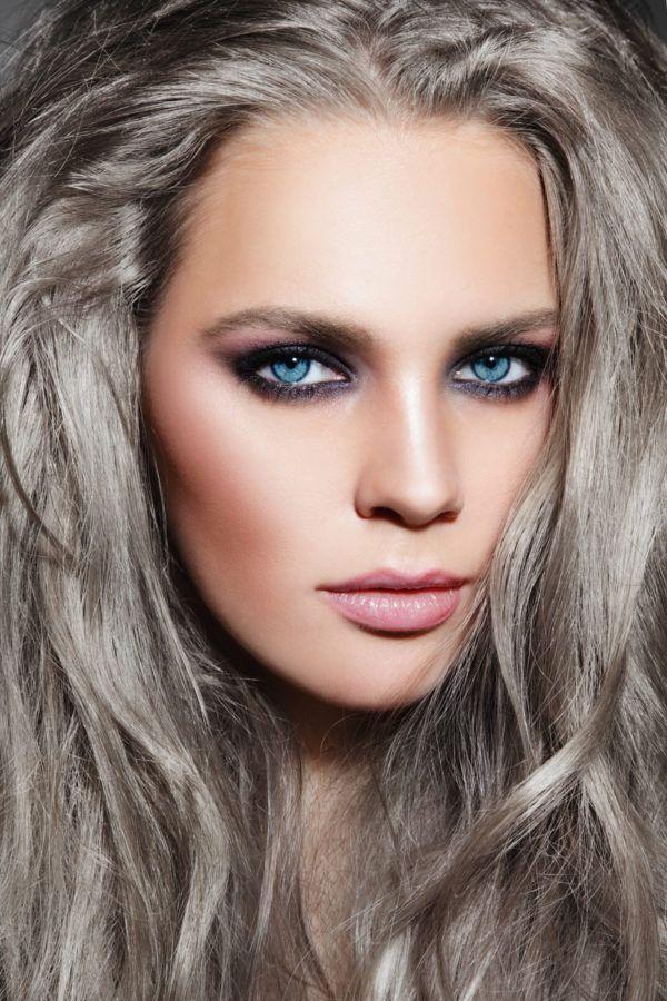 Ojos Ahumados Cómo Hacerse Un Smokey Eye Paso A Paso Maquillajerossa