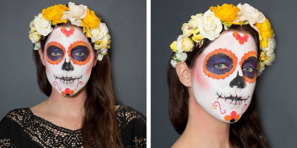 maquillaje-de-esqueleto-para-carnaval-2016-calavera-mexicana