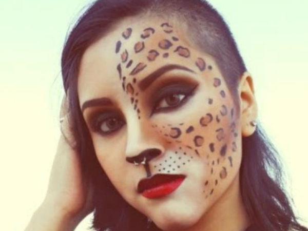 maquillaje-halloween-leopardo