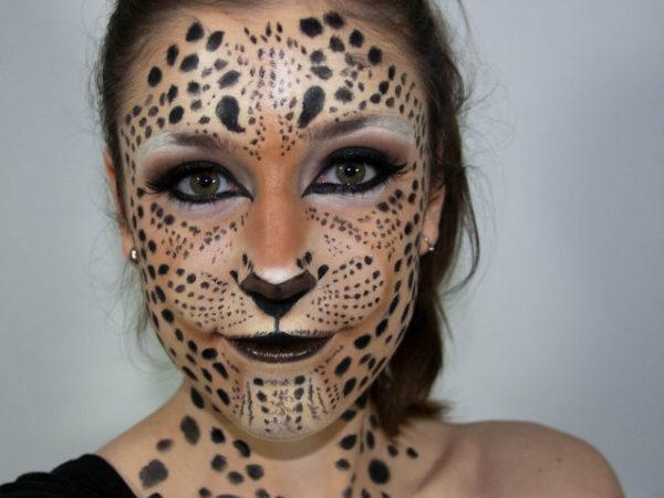 maquillaje-halloween-leopardo-cara-entera