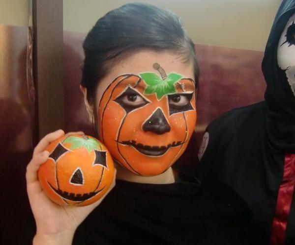Maquillaje de Halloween 2015: Especial niños
