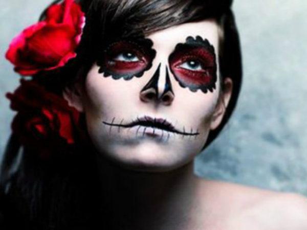 maquillaje-halloween-esqueleto-calavera-mexicana