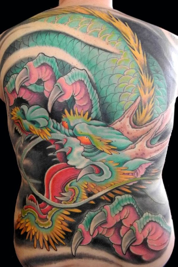 tatuajes-de-dragones-verde-tinieblas