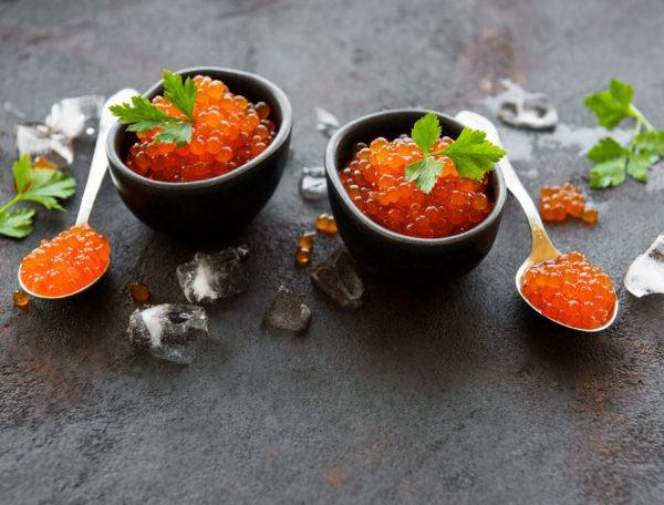 Beneficios del caviar en la piel