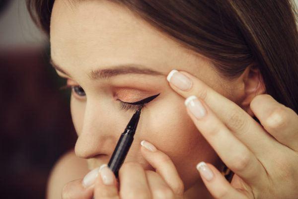 Consejos al aplicarte el delineador de ojos