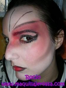 Maquillaje para disfrazarse de ángel o demonio Carnaval 2015
