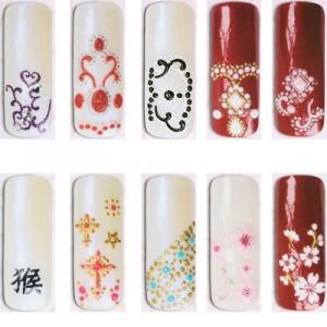 Cómo decorar las uñas fácilmente