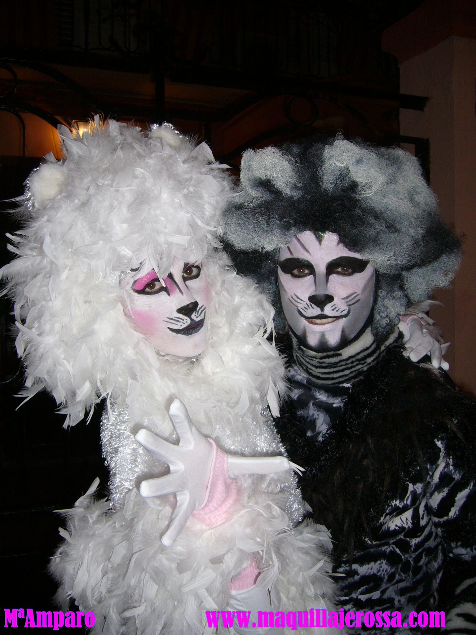 Disfraces Para Halloween De Gato