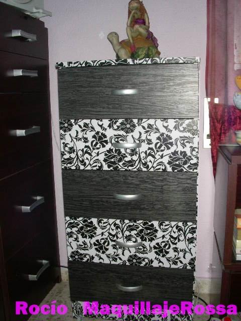 Mi nuevo mueble para el maquillaje personalizado!!  MaquillajeRossa