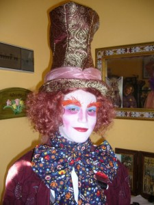 El Sombrerero Loco - MaquillajeRossa bc04753a840