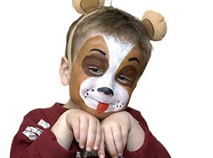 aqui tenemos algunas ideas de maquillaje para disfraces de animales