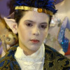 Maquillaje de duende delfos para Carnaval 2015