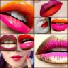 Labios bicolor | Tendencias primavera-verano 2014