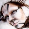 Maquillaje para Carnaval 2014 en fotos