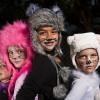 Maquillaje infantil para carnaval 2014