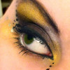 Maquillaje para disfrazarse de abeja en Carnaval 2014