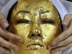 El Oro en la Cosmética