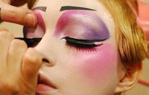 Maquillaje de fantasía para Carnaval 2015