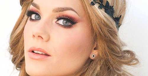 Maquillaje de ojos para seducir en San Valentín 2018