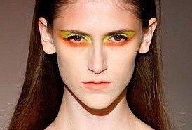 Maquillaje de Pasarela