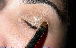 Tutorial de ojos con pigmentos NYX