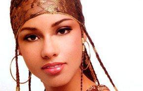 El look de Alicia Keys