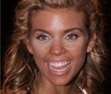 Annalyne Mccord: Nunca imites su maquillaje