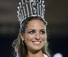 Estíbaliz Pereira, Miss España 2009