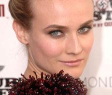 Copia el maquillaje de Diane Kruger paso a paso.
