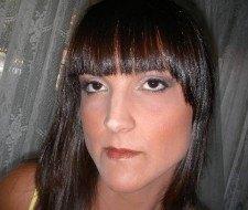 Maquillaje para fiesta paso a paso: Reme es la protagonista.