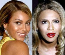 Beyonce: ¡¡No a esa base de maquillaje!!