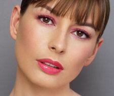 Maquillaje de verano: el rosa está de moda