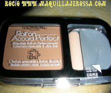 Loreal Accord Perfect Roll-on: ¡¡Probado!!