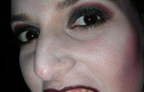 Maquillaje de Vampiresa, paso a paso