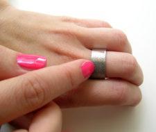 "El anillo raspador ""Rasp Ring"""