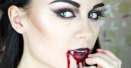 Maquillaje de Vampiresa Halloween 2018 | Paso a paso
