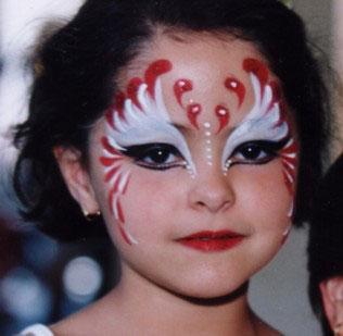 maquillaje-para-ninos-en-halloween-2014-maquilllaje-mariposa