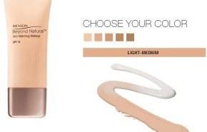 Beyond Natural de Revlon: base de maquillaje que se adapta a tu color de piel